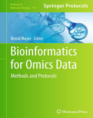 Bioinformatics for Omics Data: Methods and Protocols