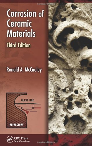 Corrosion of Ceramic Materials, Third Edition (Corrosion Technology)