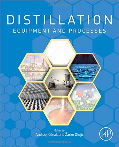 Distillation: Equipment and Processes