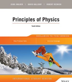 Principles of Physics, 10th Edition International Student Version