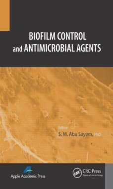 Biofilm Control and Antimicrobial Agents