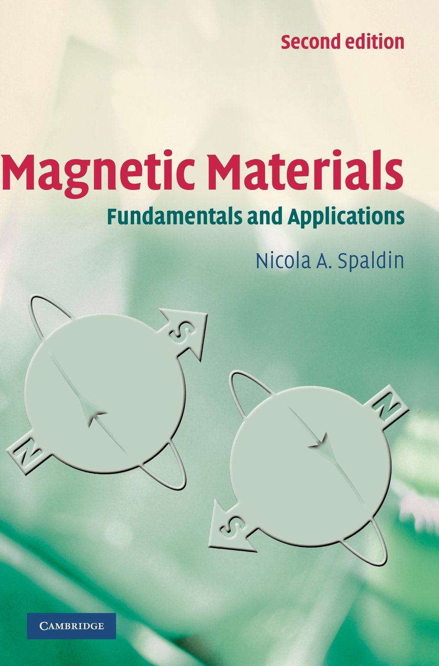 Magnetic Materials: Fundamentals and Applications. 2010