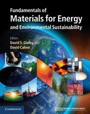 Fundamentals of Materials for Energy and Environmental Sustainability. 2011