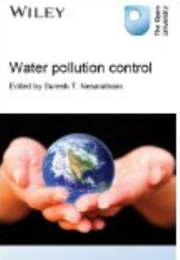 Water pollution control , 2014