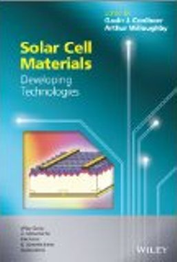 Solar Cell Materials - Developing Technologies