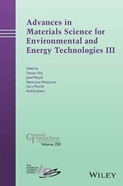 Advances in Materials Science for Environmental... v.250