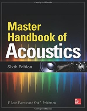 Master Handbook of Acoustics, 6th ed