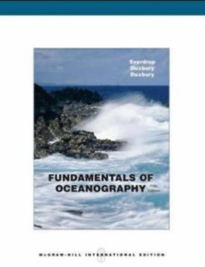 Fundamentals of Oceanography,5th ed