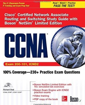 CCNA Routing and Switching ICND2 Study Guide (Exam 200-101, ICND2), 2015