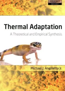 Thermal Adaptation : a theoretical and Empirical, 2nd ed
