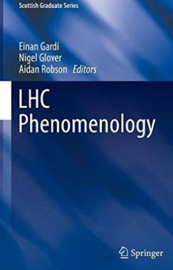 LHC Phenomenology. 2014.
