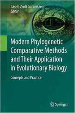 Modern phylogenetic comparative methods and their application in evolutionary biology : concepts and practice (QH367.5 M689g 2014)