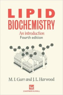 Lipid Biochemistry : an introduction (QU85 L 2012)