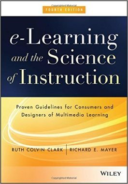 e-Learning and the science of instruction : proven guidelines for consumers and designers of multimedia learning (HF1106 E 2016)