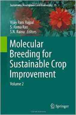 Molecular breeding for sustainable crop improvement. Volume 2 