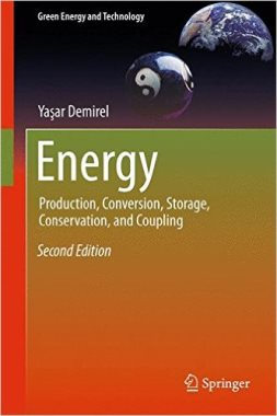 Energy : production, conversion, storage, conservation, and coupling . 2nd ed.
