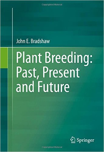 Plant breeding : past, present and future (SB123 P 2016)