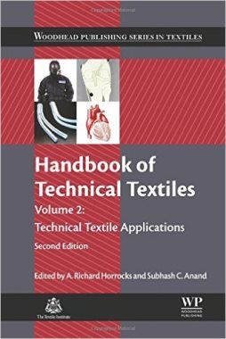 Handbook of technical textiles. Volume 2, Technical textile applications, 2nd ed.