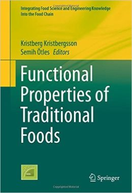 Functional properties of traditional foods  (TX541 F 2015)