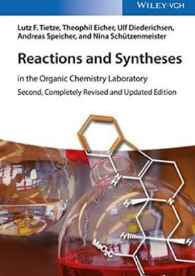Reactions and Syntheses In the Organic Chemistry Laboratory , 2nd ed